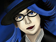 3DSで「U良太郎」描いてみた