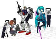 初のガンダムタイプモデル【ただの進捗Ⅱ】