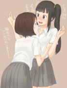 【百合】匂いフェチ