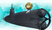 【MMD艦これ】甲標的 甲妖精ver1.0