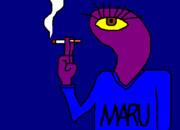 一つ目の喫煙者