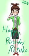Happy Birthday Rituko