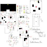 Extinction -MayDay- 見取り図