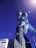 東京スカイツリー & 02-02 アングル