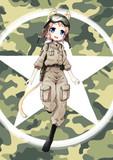 M18 Hellcat 擬人化