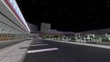 [Minecraft] 都市建造中 夜景