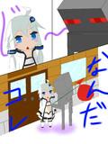 【Minecraft】お菓子な世界のゆかりさん