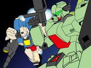 RGM-89D/ジェガン&MSA-007/ネロ