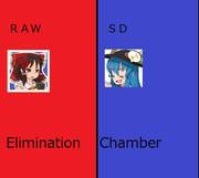 幻想郷FMW Elimination Chamber