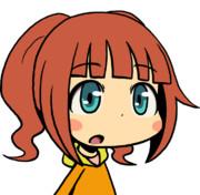やよいちゃんGIFアニメ