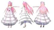 TDA Luka Lace Dress Ver2.0【モデル配布】