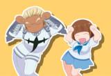 【GIFアニメ】苛マコがウッーウッーウマウマ(゚∀゚)してるだけ