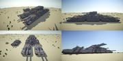 【Minecraft】超重戦車