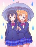ほのうみあいあい傘