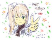 chika birthday