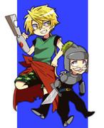 ロリコンと勇者