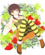 神代小蜂/咲-Saki-