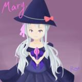 魔女っ子マリー