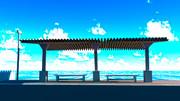 【試作背景】海に一番近い駅