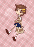 オオタチ風HGSSミニスカート