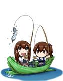 笹舟に乗って
