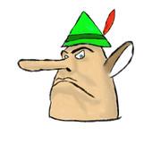ピノキオヘッド