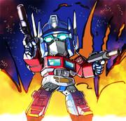 総司令官コンボイ / Optimus Prime