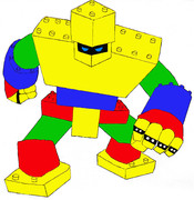 ブロックマン