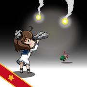 雪風(照明弾の妖精さん風味)