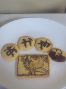 【悪魔化】切原赤也のキャラクッキー作ってみた【注意】