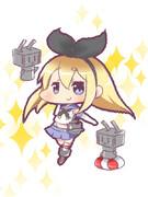 島風ちゃん!
