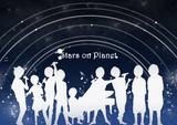 Stars on Planet