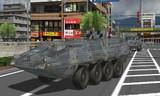 [MMD]武装装甲車両グレイプ、投下!