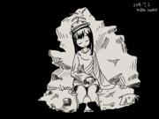 海底_居眠り