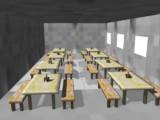 ドットモデルにいいかもしんないステージ③食堂