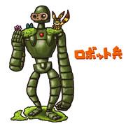 ロボット兵:MayuTube 30分お絵描き 16枚目