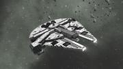 SpaceEngineers:ミレニアムファルコン