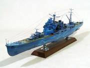 【艦船模型】蒼き鋼のアルペジオ タカオ【完成】