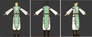 幻水1&2衣装のルックを作成中