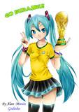 Hatsune Miku Brazil