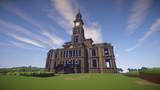 【Minecraft】最近西洋建築にはまってるんだよね。