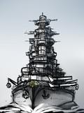稼働可能で残りし唯一の戦艦