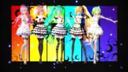 Tda式改変モデル+Lace Dress Ver Short