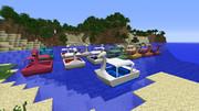 【Minecraft】スワンボート