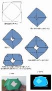 ゼリーの折り図