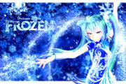 アナと雪の女王(初音ミクver)