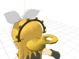 【3Dモデル】クローネのねじ巻き【配布あり】