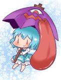小傘ちゃん!