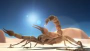 灼熱のモノゾフ砂漠、原住生物の生態