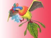 神木魔鳥(しんぼくまちょう)
